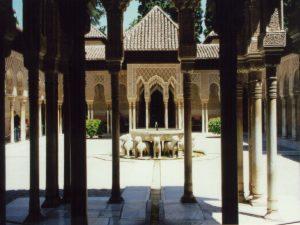 Alhambra Patio dei leoni