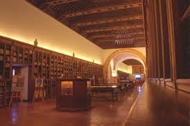 Ricerche in biblioteca
