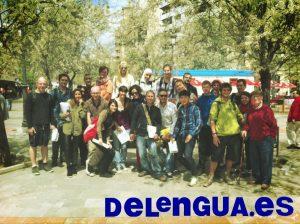 Escursioni con Escuela Delengua