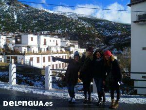 Excursión a Las Alpujarras