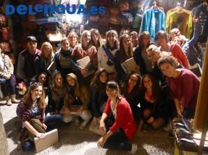 corsi di spagnolo per gruppi liceali