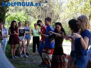 Corsi per gruppi con Delengua
