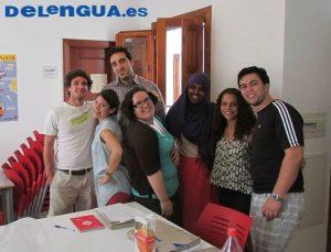 classe a Delengua impara lo spagnolo