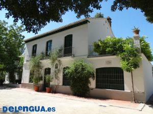 La casa de García Lorca en Granada